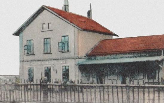 Chrášťany 1908