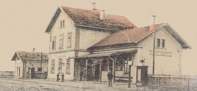 Domoušice 1908
