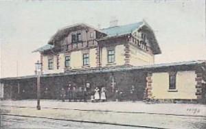 Lenešice 1908